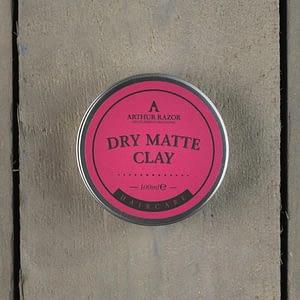 Dry Matte Clay 100ml